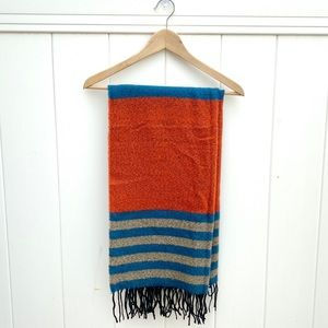 Pretty Persuasions long winter tassels scarf